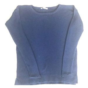 Blue sweater from Esprit